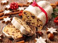 Класическа рецепта за сладкип щолен за Коледа или Бъдни вечер (с мая)